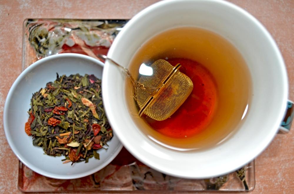 Adelgaza con el té infalible